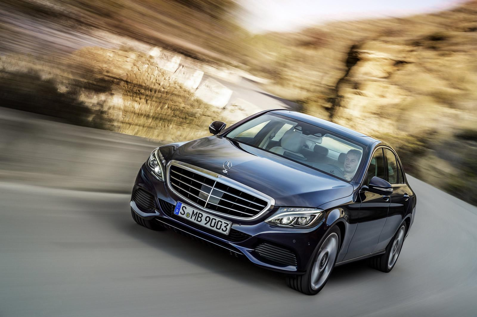 Mercedes cars news 2014 c class officially revealed for Mercedes benz c classes