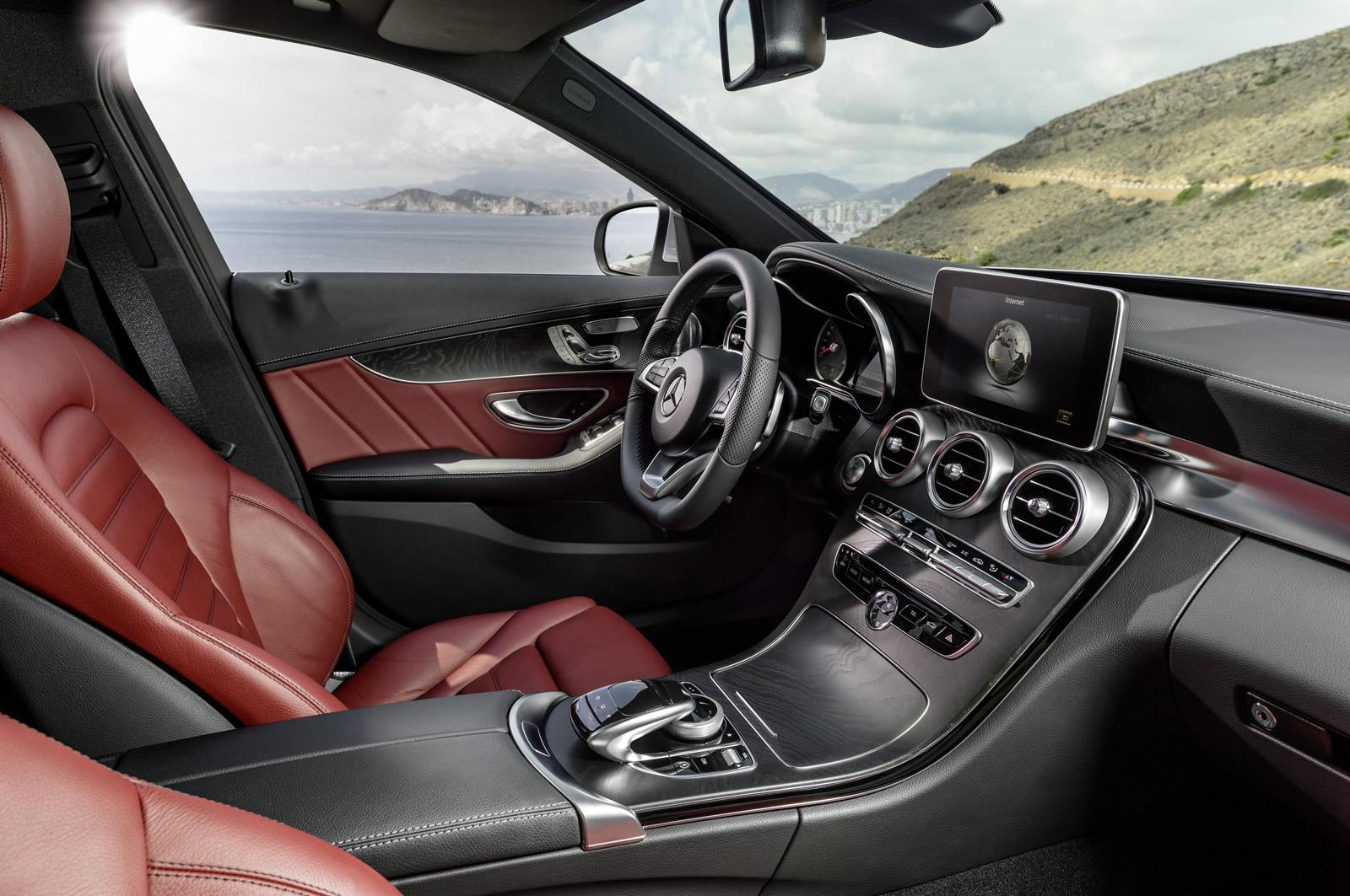 Mercedes Cars News 2014 C Class Officially Revealed