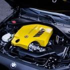 BMW M135i by Manhart engine