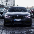 BMW M135i by Manhart front