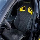 BMW M135i by Manhart interior performance seats