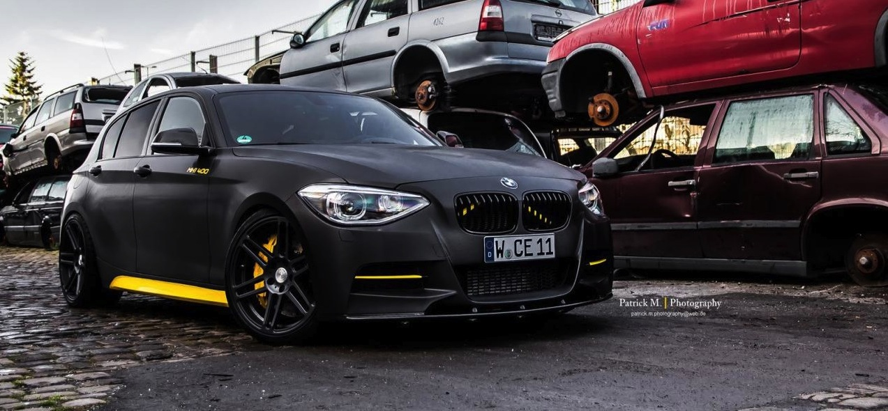 How Much Is A Maserati >> BMW Tuning: M135i-based Manhart MH1 400 with 294kW