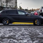 BMW M135i by Manhart side