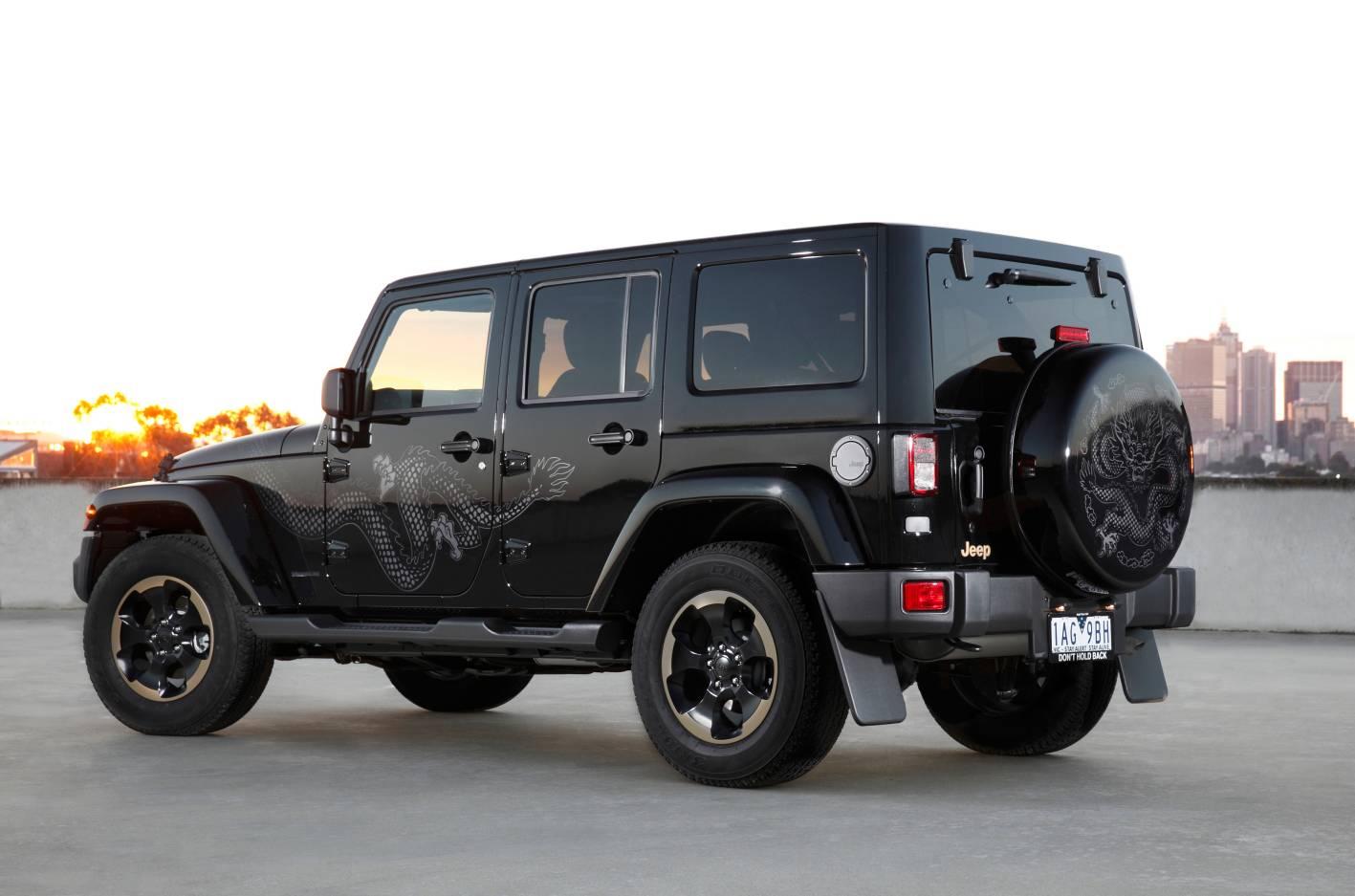Dragon jeep wrangler #4