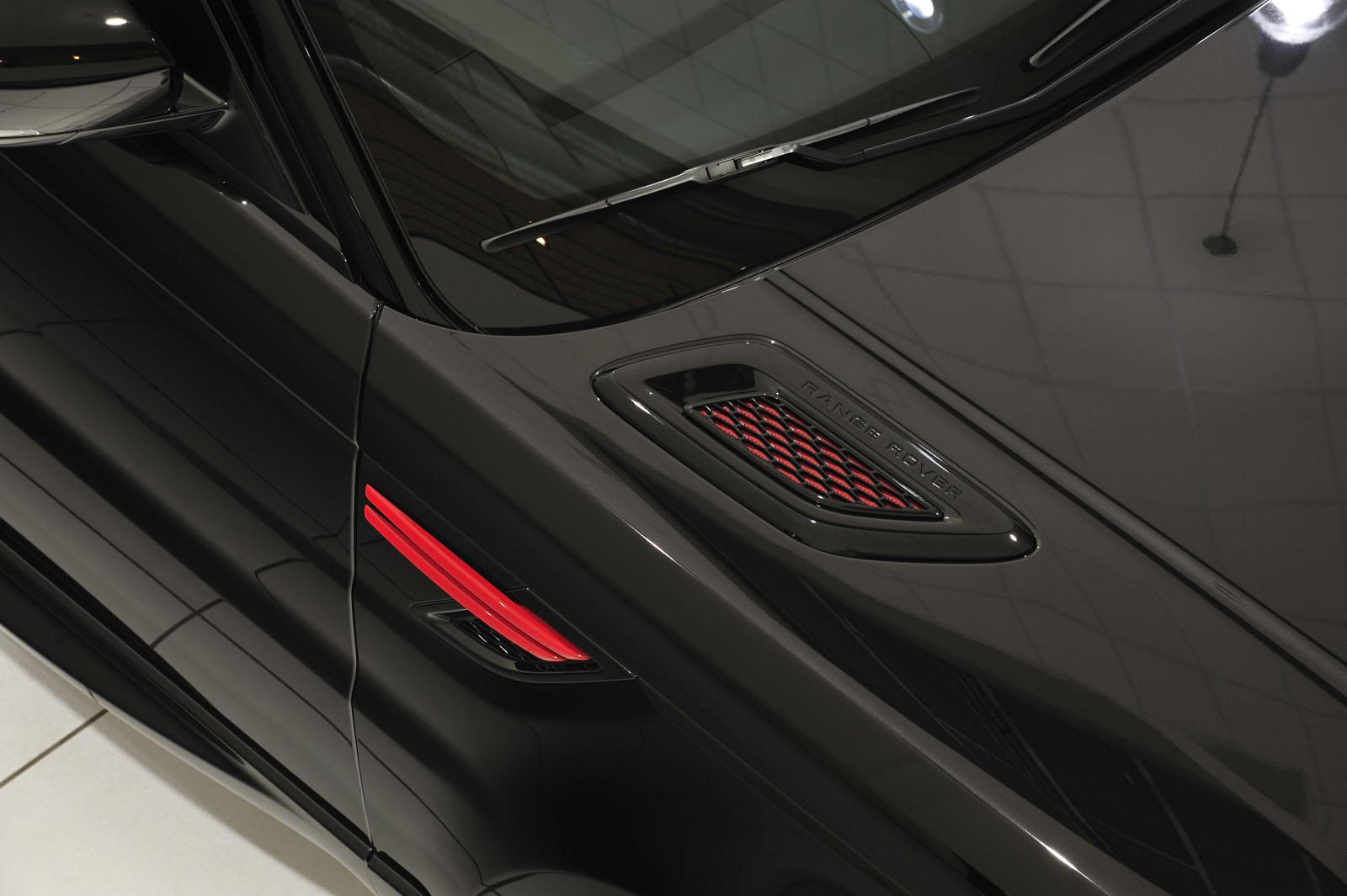 Startech Range Rover Sport Bonnet And Side Vents Forcegt Com