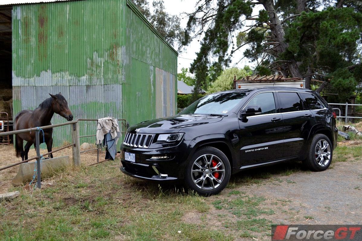 Jeep Grand Cherokee Review 2014 Grand Cherokee Srt8