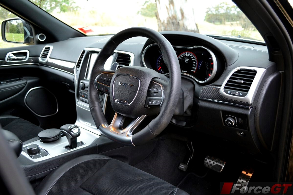 2013 Jeep Grand Cherokee SRT8 Interior Ideas