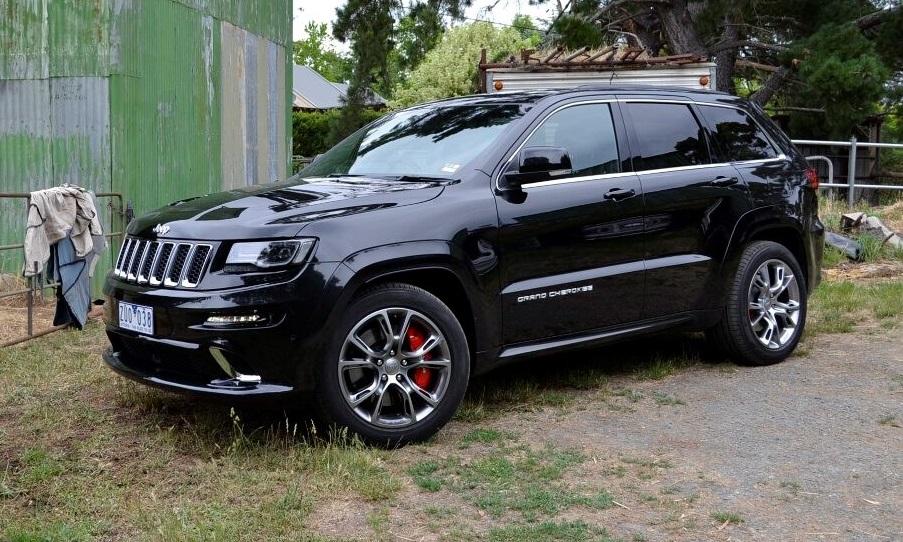Lexus El Monte >> Jeep Grand Cherokee Review: 2014 Grand Cherokee SRT8
