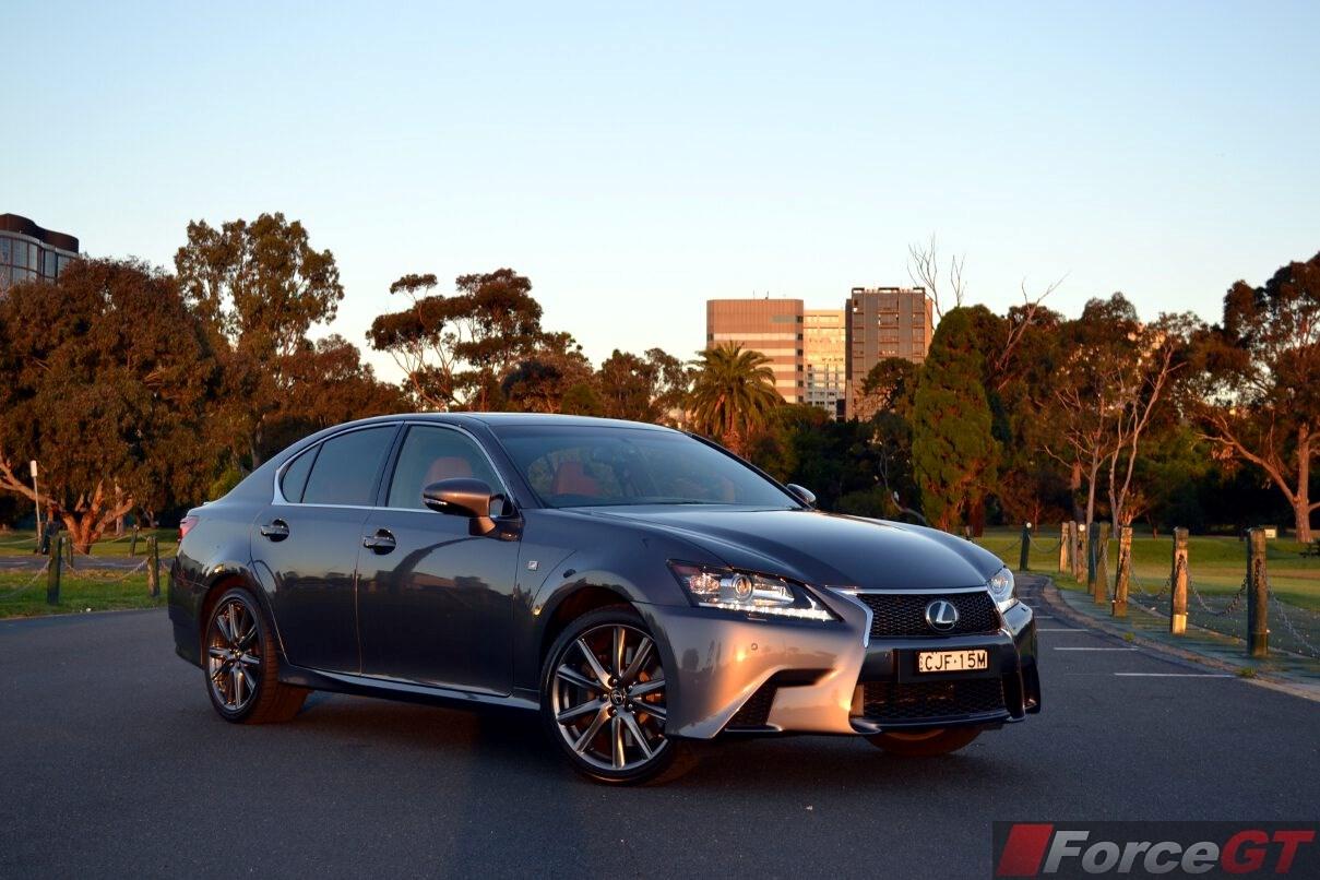 Lexus Gs Review 2013 Gs 350 F Sport