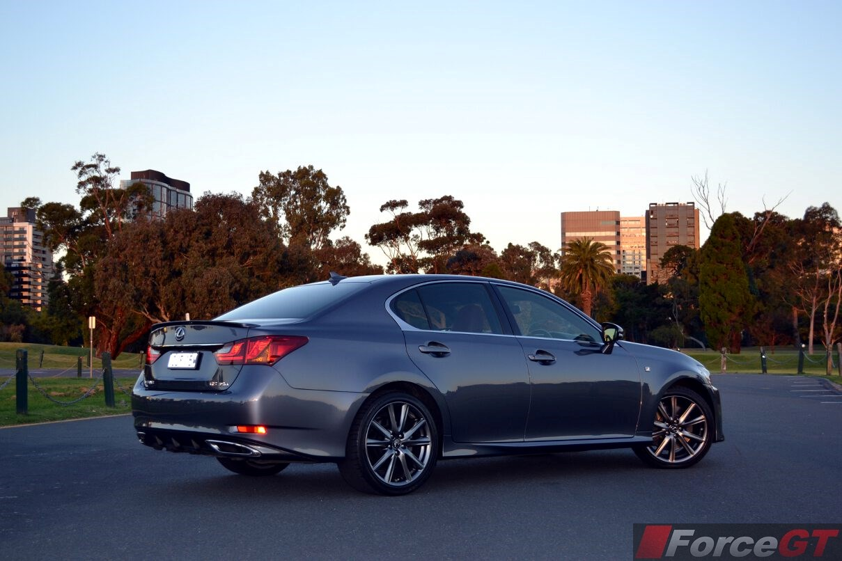 2019 Lexus Gs 350 >> Lexus GS Review: 2013 GS 350 F Sport