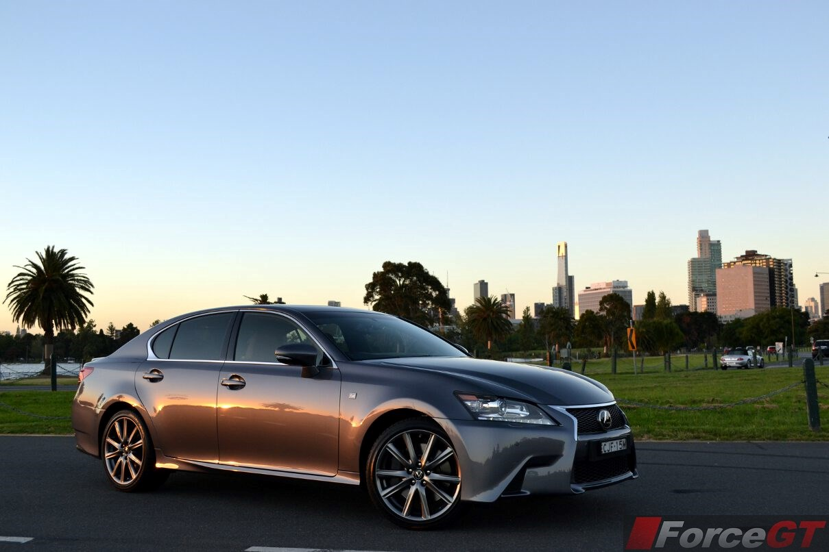 Lexus Gs Review 2013 Gs 350 F Sport