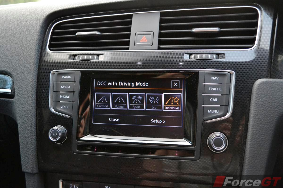 2013 Volkswagen Golf Gti Driving Mode Selection Forcegt Com