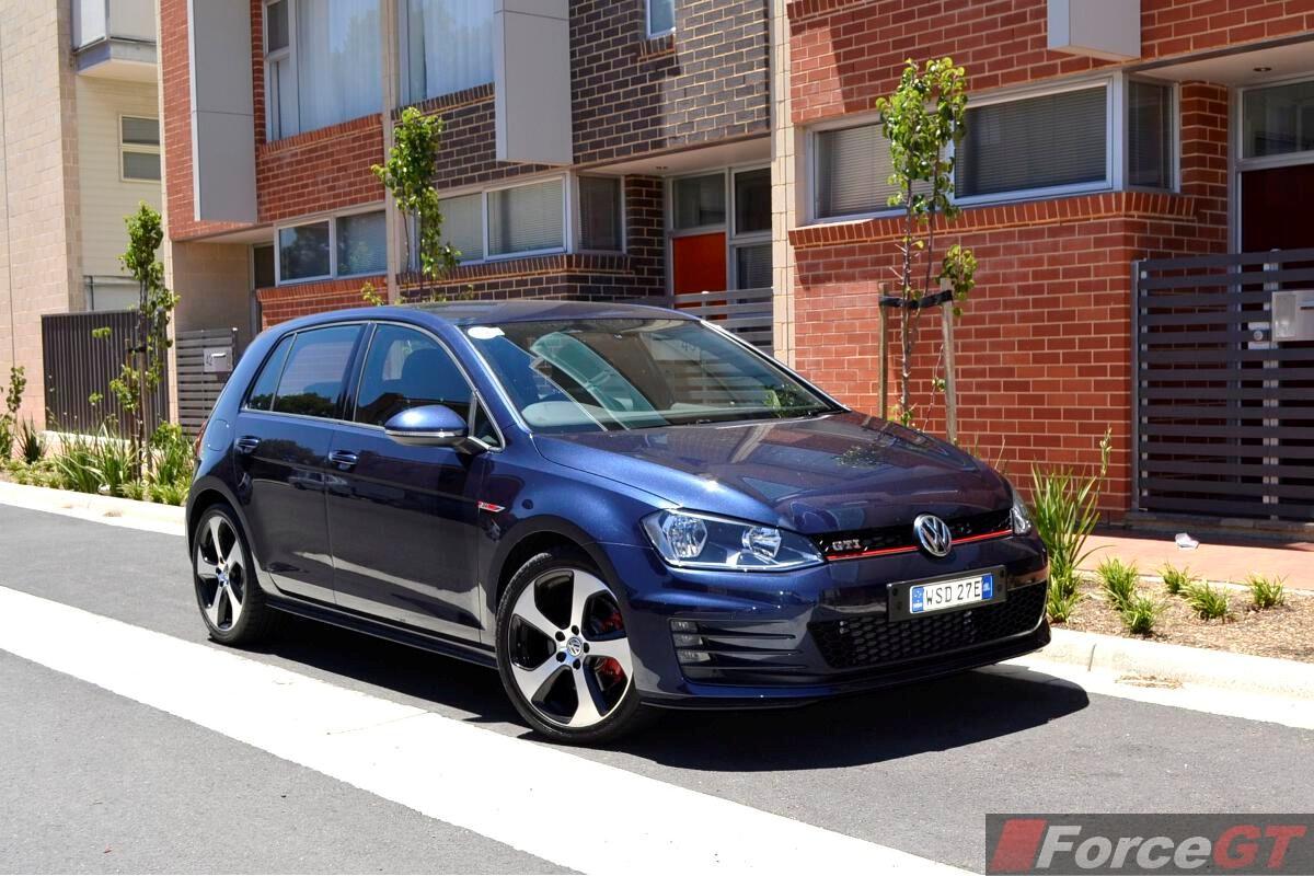 Volkswagen Golf Review: 2013 Golf 7 GTI