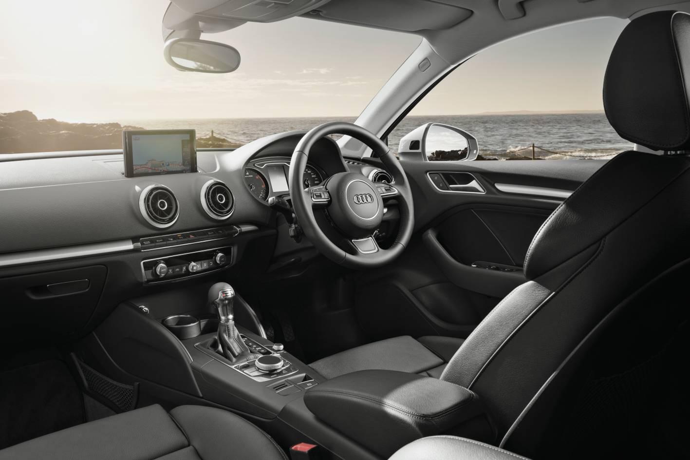 Car Picker  audi A3 interior images