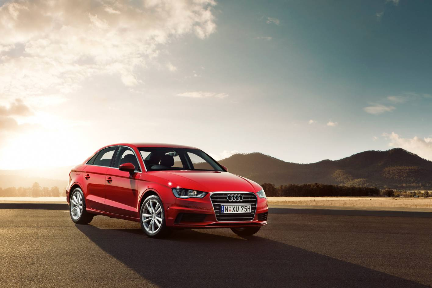 Audi Cars News A3 Sedan Pricing And Specification Announced