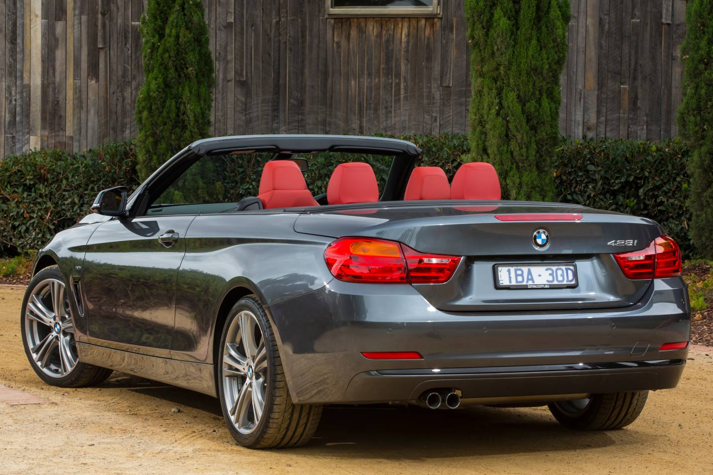 Bmw Cars News 4 Series Convertible Pricing And