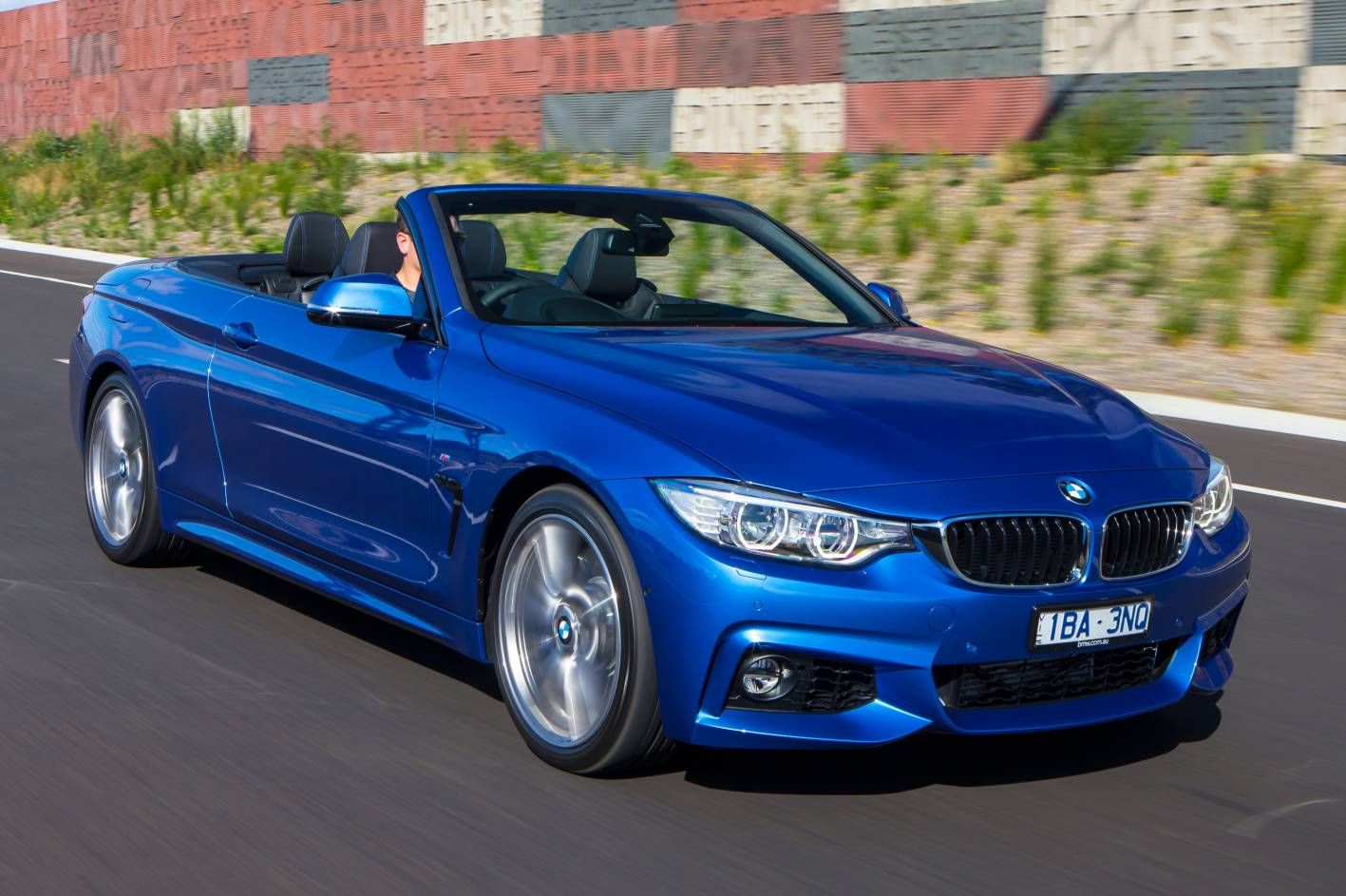 2014 bmw 4 series convertible 435i rolling2. Black Bedroom Furniture Sets. Home Design Ideas
