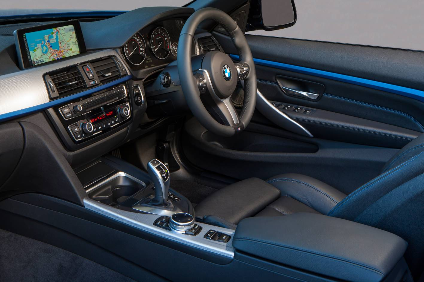 Charming 2014 BMW 4 Series Convertible Interior