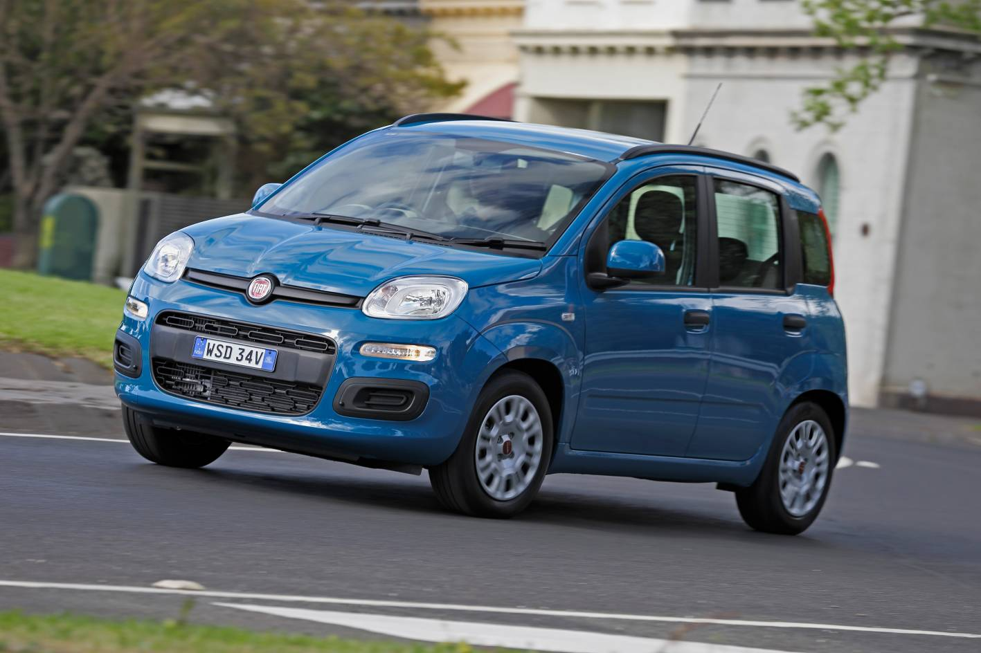 Fiat Panda Review 2014 Panda Easy And Trekking