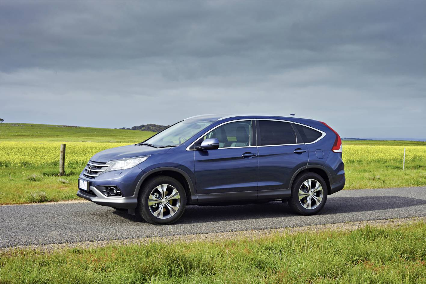 Honda Cars - News: CR-V Diesel launched from $38,290