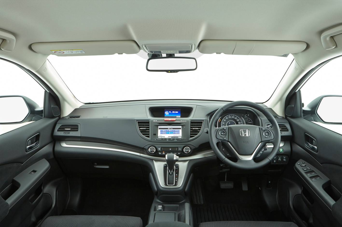 2014 honda cr v review specs autos post for Interior honda crv