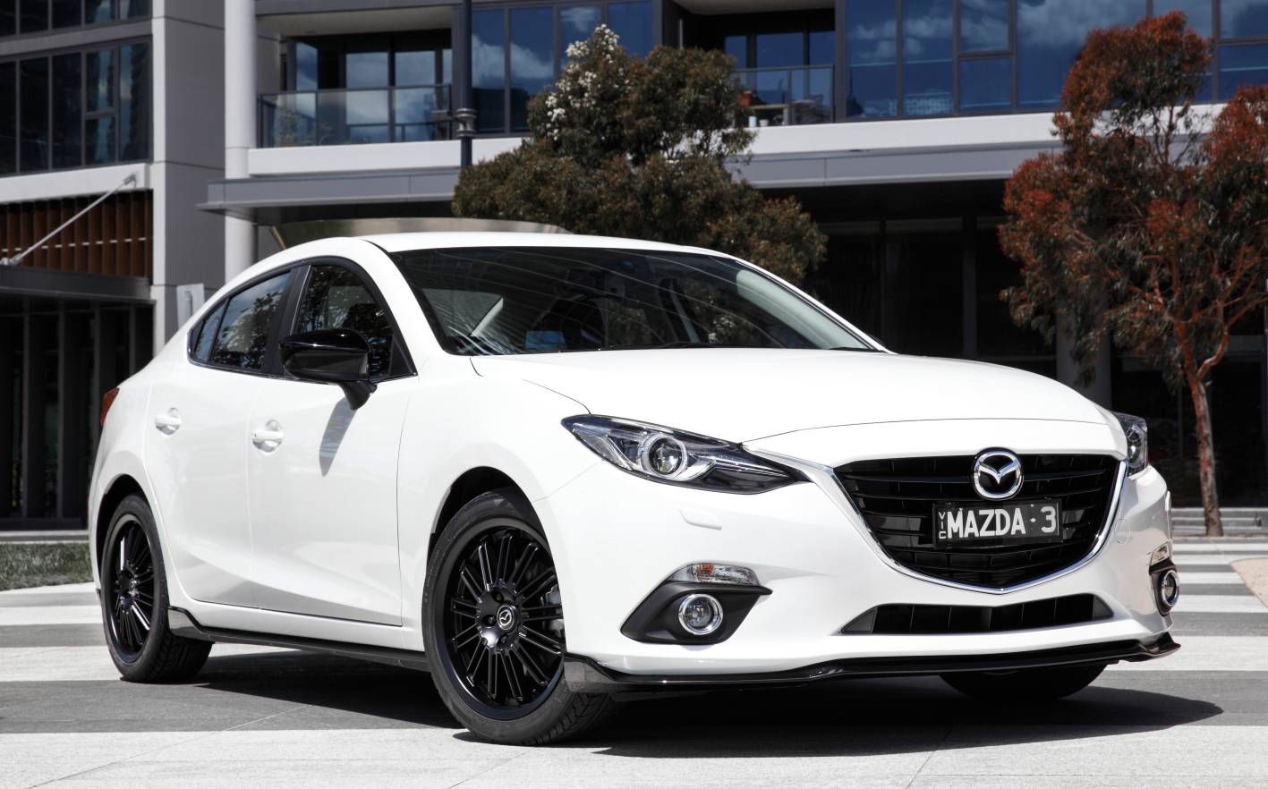 Mazda Cars - News: 2014 Mazda3 launched from $20,490