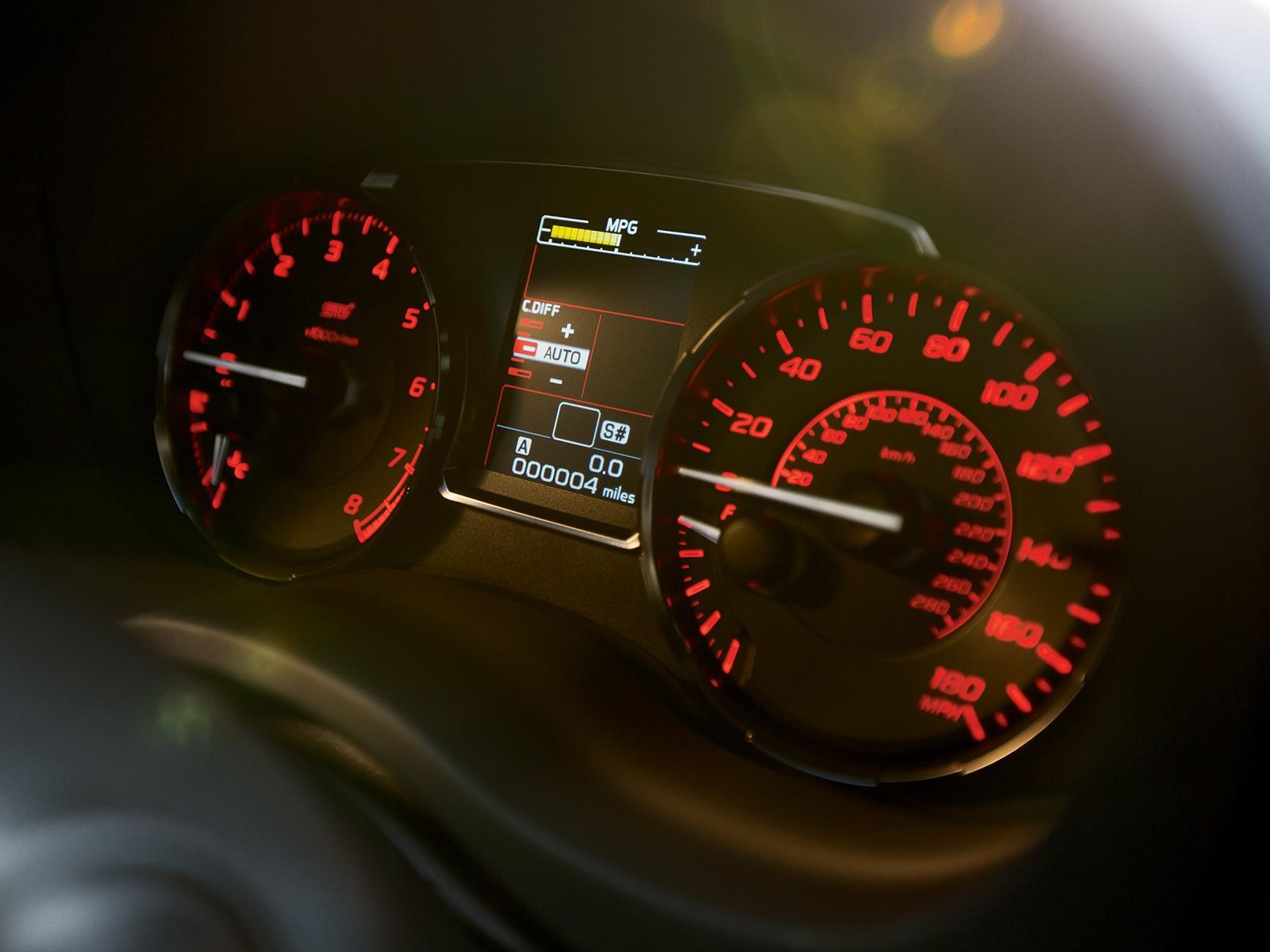 Subaru Cars - News: 2015 WRX STI officially revealed ...