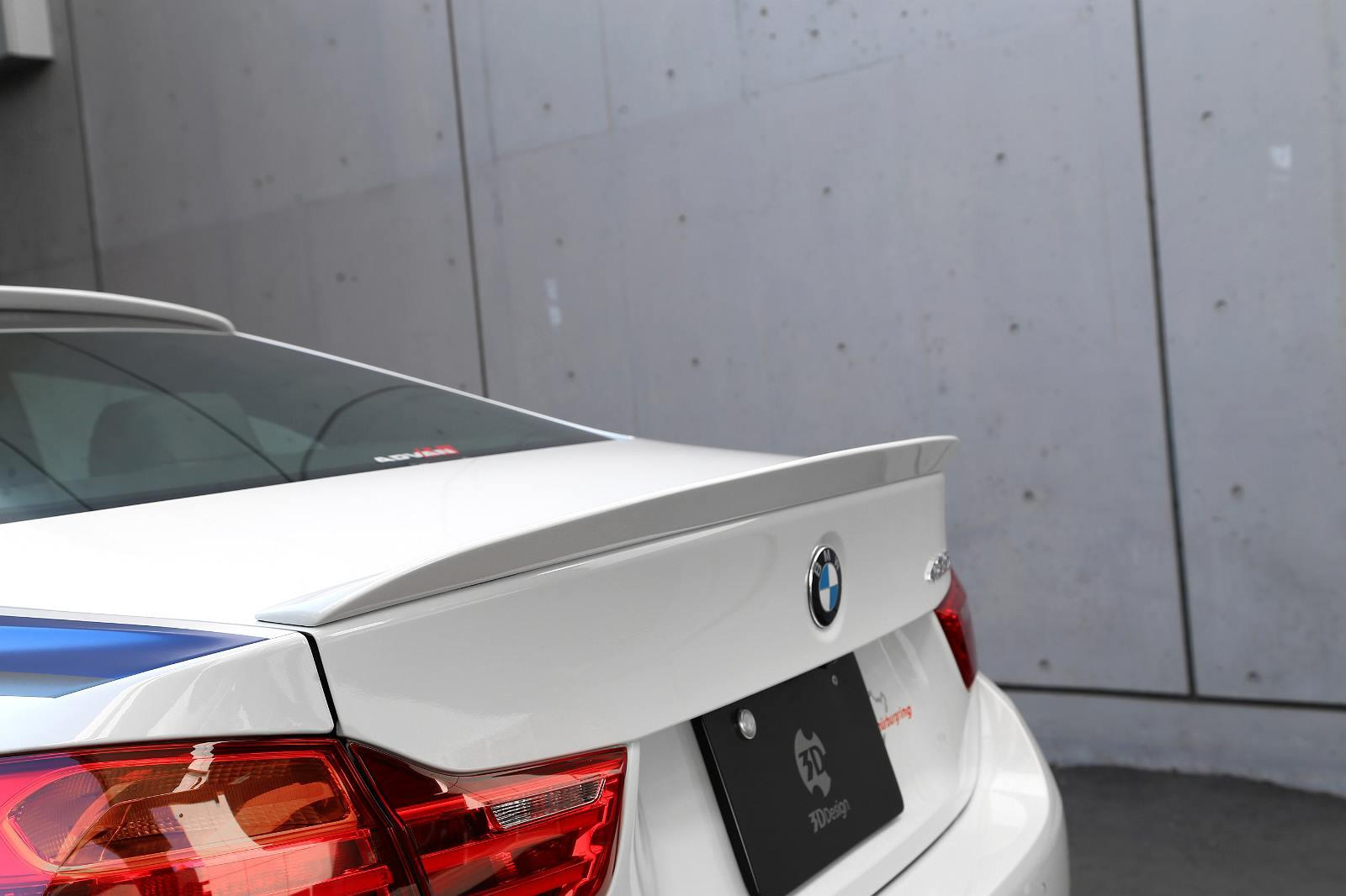 Bmw Tuning 3d Design Styling Kit For Bmw 4 Series