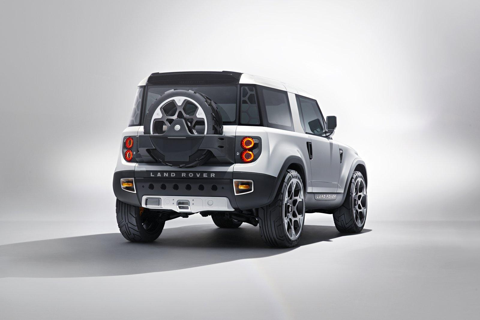 Land Rover Cars News Landy Name Trademarked Urban Suv