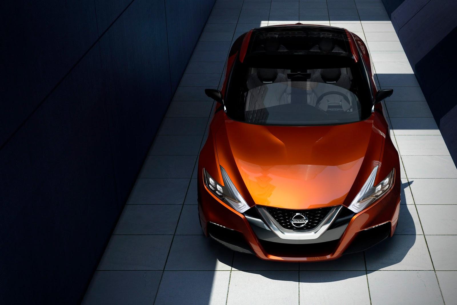 2014 Nissan Maxima Concept Lambaro Magazine.html | Autos Post