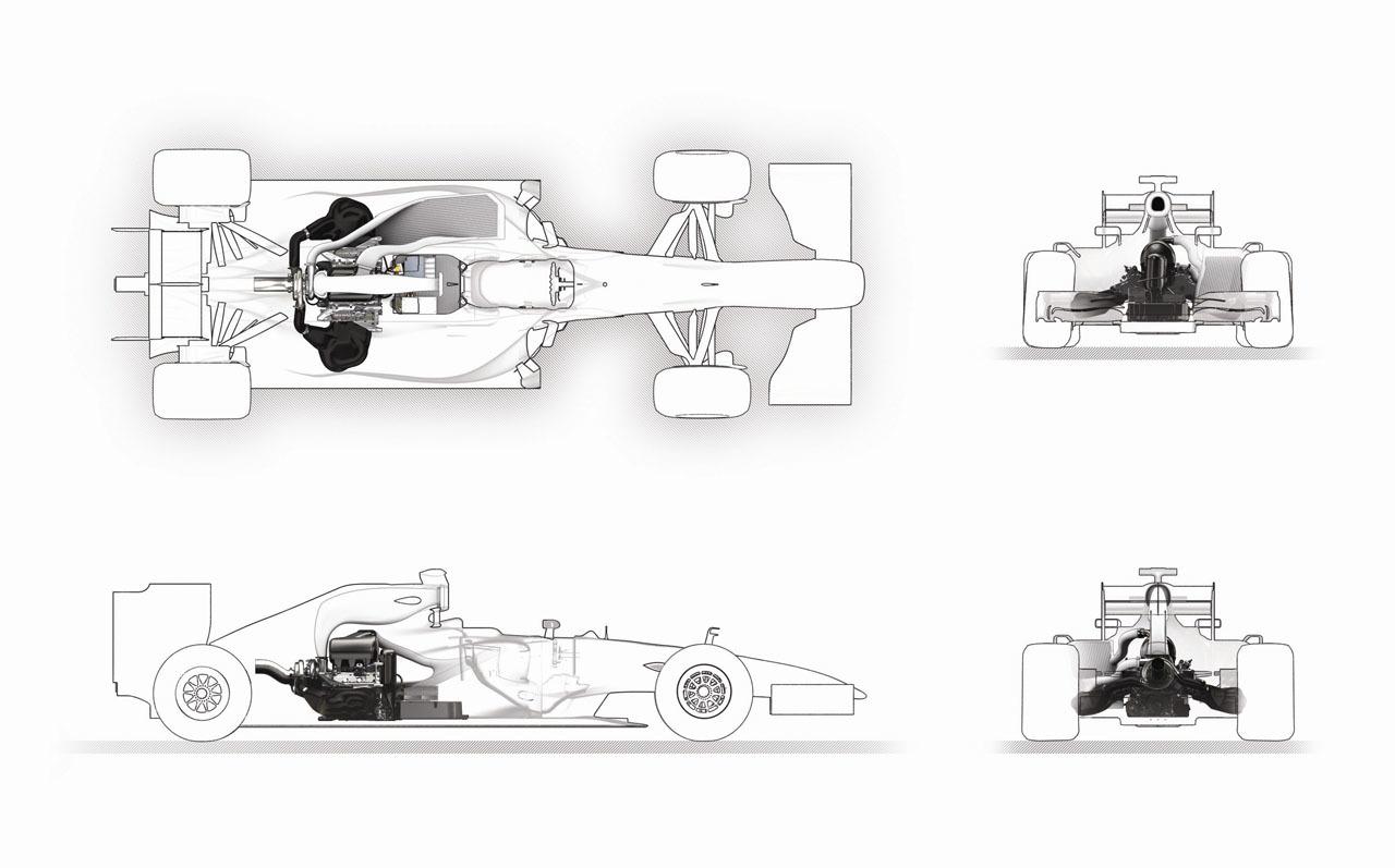 Renault Cars News New Hybrid Turbo V6 F1 Engine For 2014