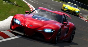 Toyota FT-1 Concept on Gran Turismo 6-1