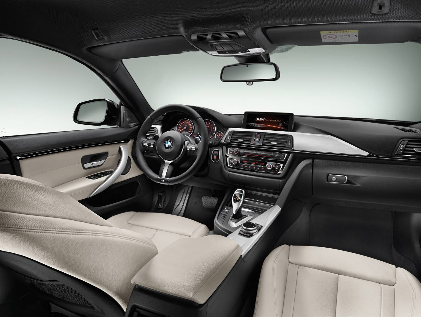 2014 BMW 4 Series Gran Coupe Interior