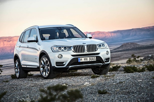 2014-BMW-X3-facelift-front-quarter4