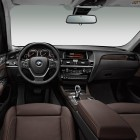 2014-BMW-X3-facelift-interior