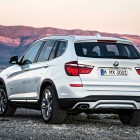 2014-BMW-X3-facelift-rear-quarter