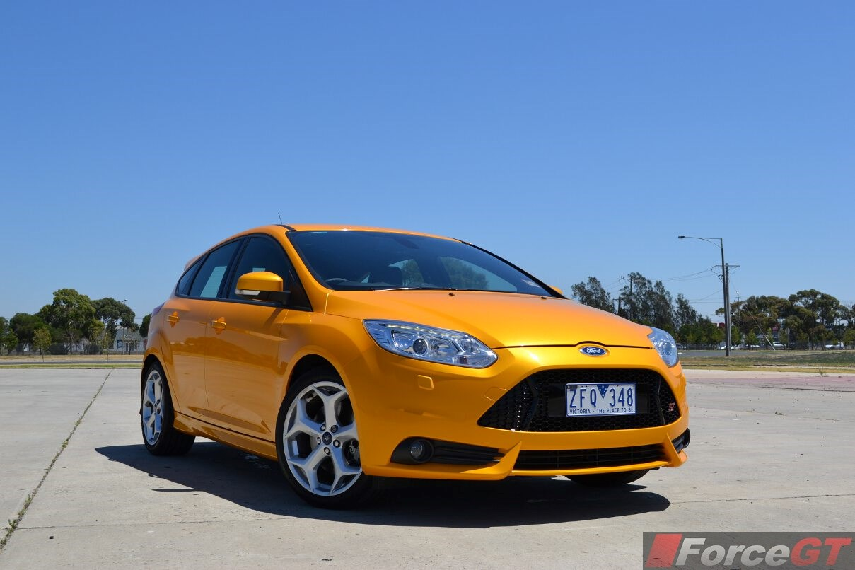 ford focus review  2014 focus st