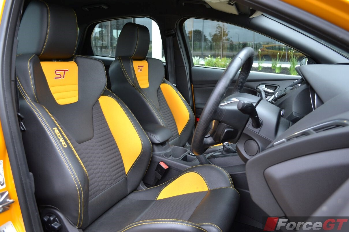 2014 ford focus st recaro seats. Black Bedroom Furniture Sets. Home Design Ideas