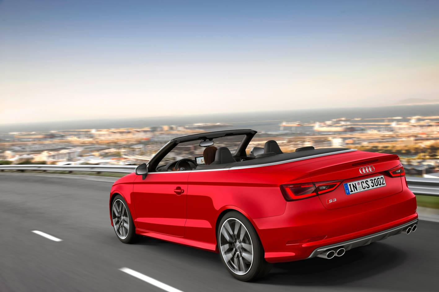 audi cars news s3 cabriolet debuts at geneva. Black Bedroom Furniture Sets. Home Design Ideas