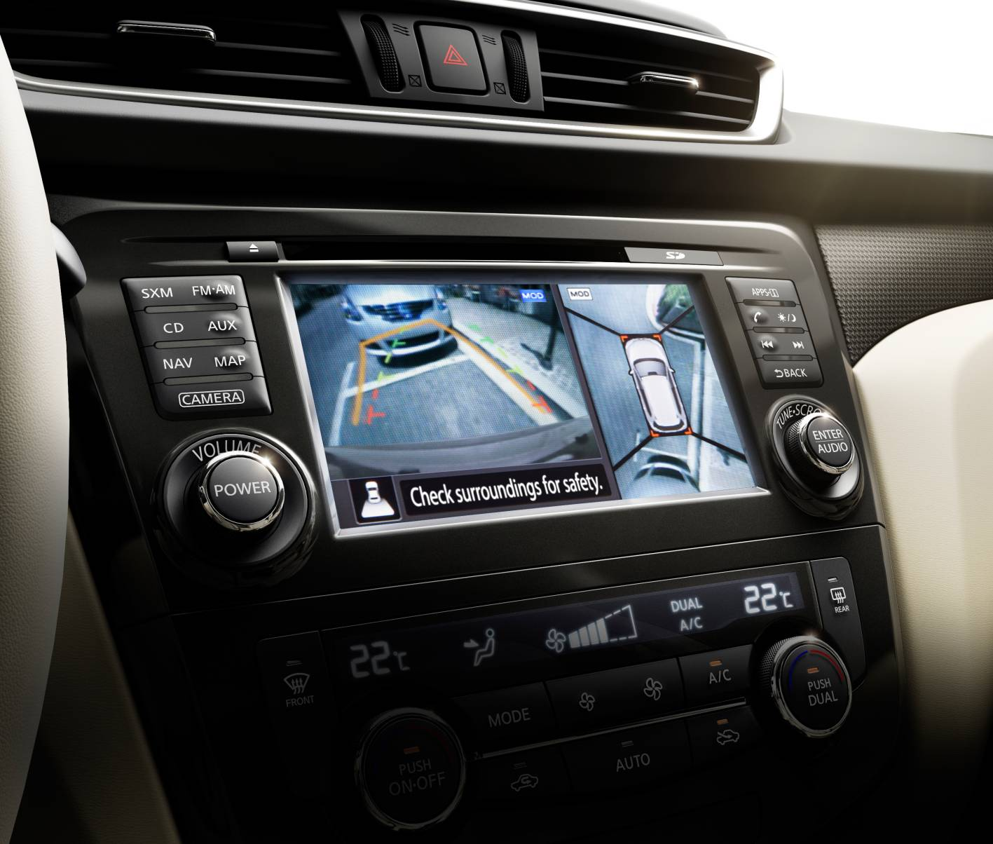 Nissan X Trail Around View Monitor Forcegt Com