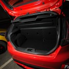 2014 Ford Fiesta ST boot space