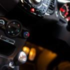 2014 Ford Fiesta ST centre console