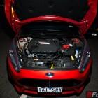 2014 Ford Fiesta ST engine