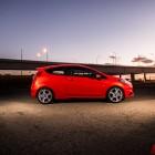 2014 Ford Fiesta ST side