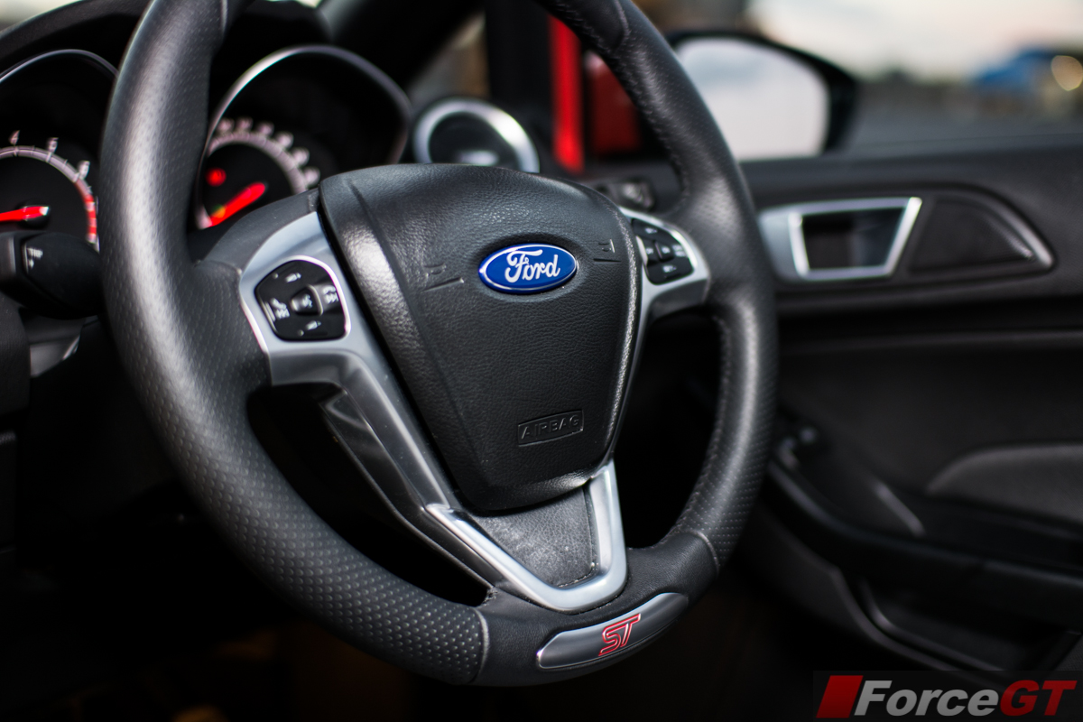 2014 ford fiesta st steering wheel forcegt com