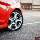 2014 Ford Fiesta ST wheel