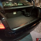 2014 Lexus ES350 boot space
