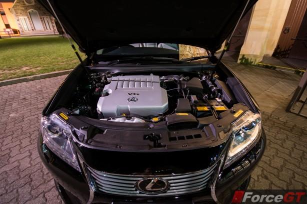 2014 Lexus ES350 engine