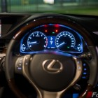 2014 Lexus ES350 instruments