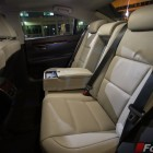 2014 Lexus ES350 rear seats
